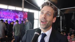 'ANTHONY JOSHUA IS SCARED OF NO-ONE! - BUT IS PERCEIVED AS A DUCKER' - MAX KELLERMAN ON FURY/WILDER