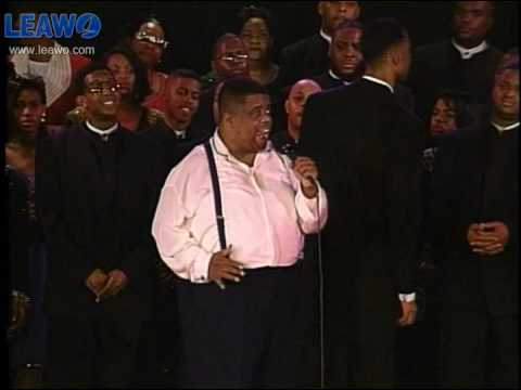 Rev. James Moore-O How I Love Jesus