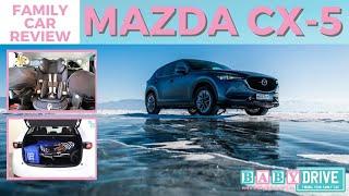 Family car review: Mazda CX-5 2018