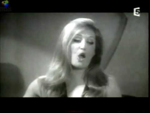 Paroles Paroles  - Dalida avec Alain Delon   (Edition)