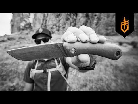 Gerber Spine Fixed Blade Knife (Sage)