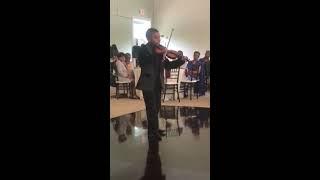 """You Say"" / Lauren Daigle / violin cover / Tyler Butler-Figueroa Violinist"