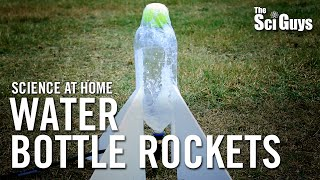 The Sci Guys: Science at Home - SE1 - EP18: Water Bottle Rockets