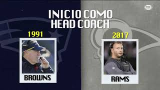 NFL: Bill Belichick vs. Sean McVay
