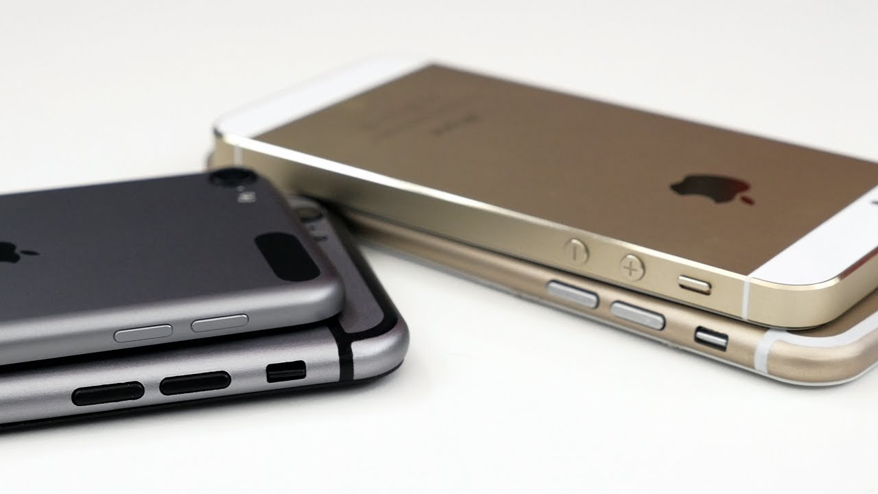 iphone 5g vs 5s