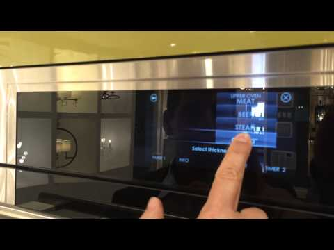 First Look at the Wolf Gourmet on the M Series Wall Oven