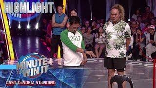 Ang bagong magic ni Master Long gamit ang mga silya | Minute To Win It