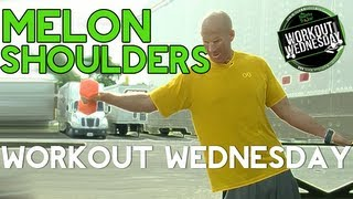 Strong Shoulders - The Healthy Trucker Workout Wednesday