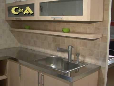 Casa de este alojamiento creacion de un muebles de cocina for Amoblamientos de cocina precios