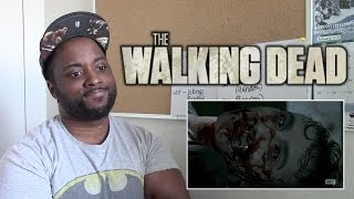 """The Walking Dead REACTION - 4x1 """"30 Days Without an Accident"""" - CATCHING UP"""