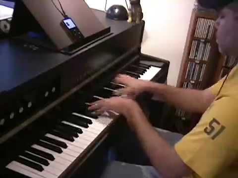 Lamento de Concepcion - Roberto Roena - Piano - AleMarquis