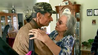 Kindness Reunites 67-Year-Old Homeless Man with Birth Mother