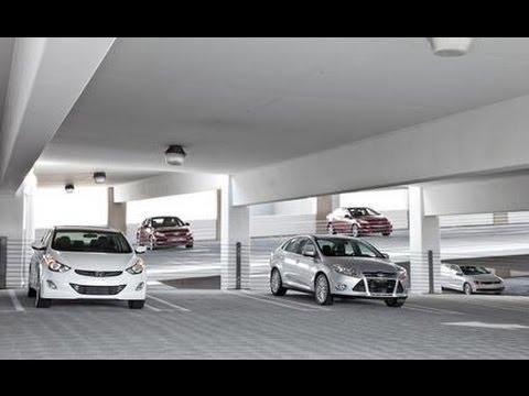Chevy Cruze, Ford Focus, Hyundai Elantra, Mazda 3, VW Jetta - Comparison Test - CAR and DRIVER