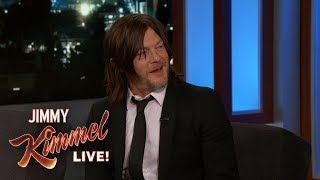 No One Wanted Norman Reedus To Do The Walking Dead