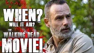 When Will The First Walking Dead Movie Air?