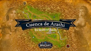 World of Warcraft: Battle for Azeroth - Cuenca de Arathi Remasterizado. Blizzcon 2018