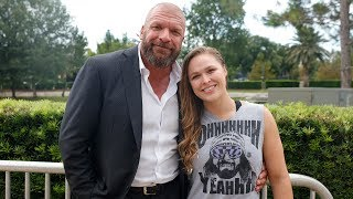 Triple H On What The Mae Young Classic Could Lead To, Why It Was Named After The WWE Hall Of Famer
