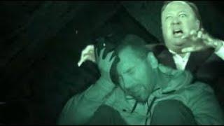 Alex Jones haunts the Ghost Adventures crew
