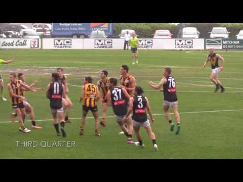 Round 14 Highlights: Box Hill vs Werribee