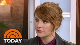 Bryce Dallas Howard: 'Jurassic Park' Was Our Childhood | TODAY
