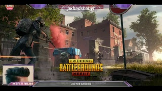 PubG Mobile Live Hindi | Zombies Mode | Unlimited Customs