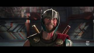 A Scene From 'Thor: Ragnarok' | Anatomy of a Scene