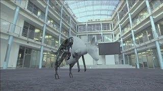 Роботы сделаны в Германии