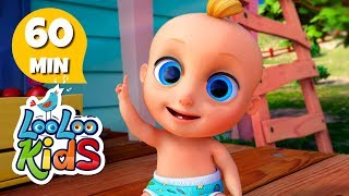 One Little Finger - Learn English with Songs for Children | LooLoo Kids - YouTube