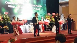 Hát múa Việt Nam ơi - Vũ đoàn Sky 01634331894 show Vpbank