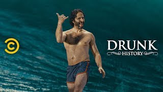 How Eddie Aikau Became One of Surfing's Most Legendary Figures - Drunk History