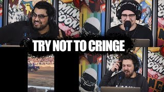 TRY NOT TO CRINGE FT THE NORTH CROWD TV