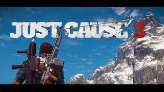 Just Cause 3 - Bavarium Base Takedown