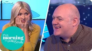 Dara O'Briain's Children's TV Presenting Story Leaves Holly and Phillip Cringing | This Morning