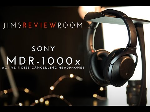 video Sony MDR-1000X Wireless Headphones: A Complete Review