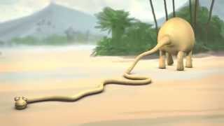 Dinosaurs: Terrible Lizards - first test animation