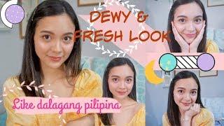 DEWY & FRESH MAKE UP - for DALAGANG PILIPINA