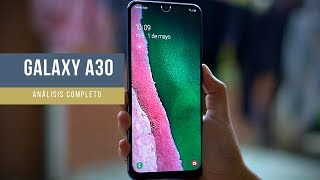 Video Samsung Galaxy A30 ijmI8ZYtMiA