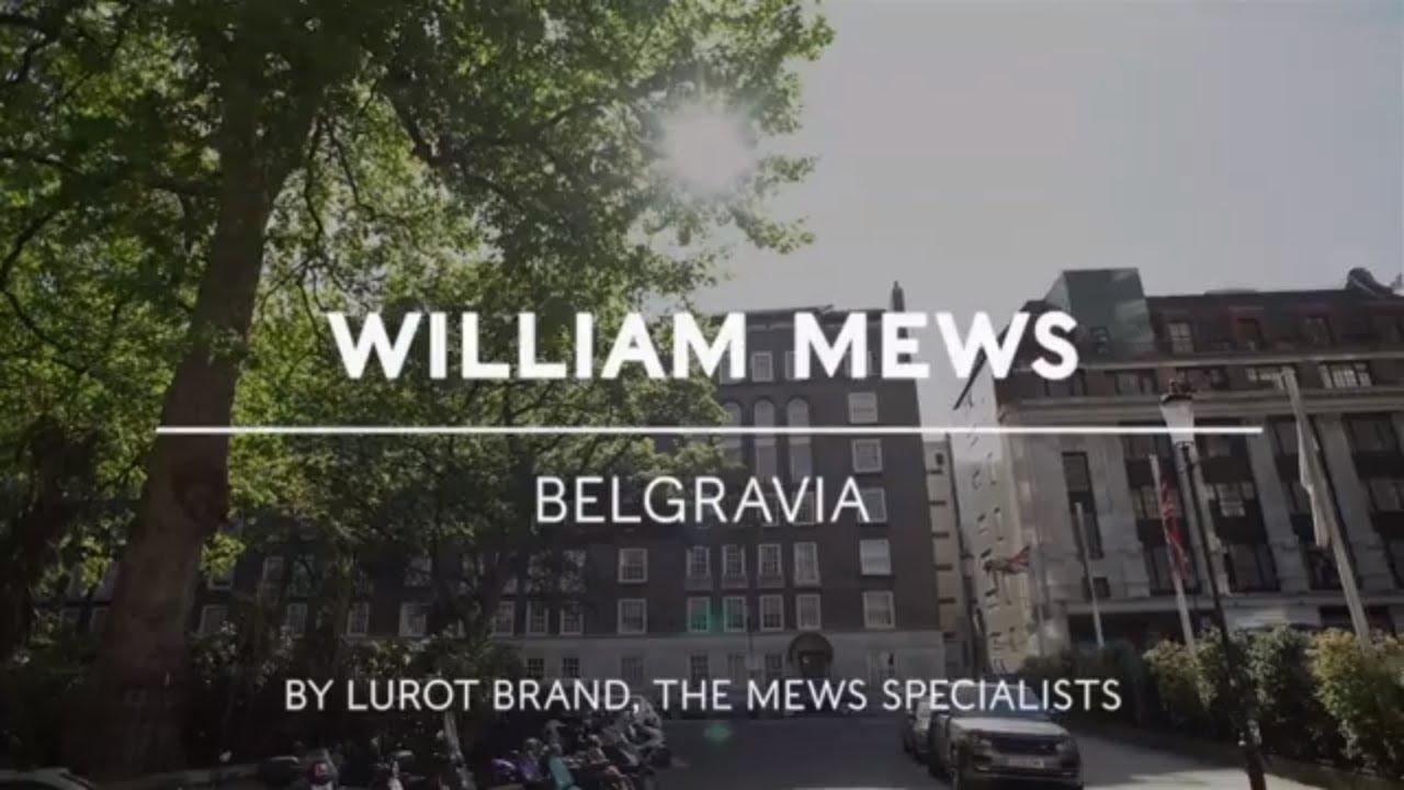 William Mews