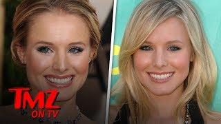 Kristen Bell Calls Out The Prince From Snow White! | TMZ TV