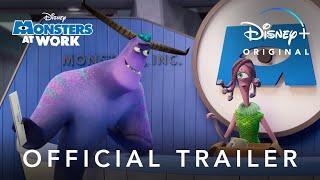 Monsters At Work Disney+ Web Series