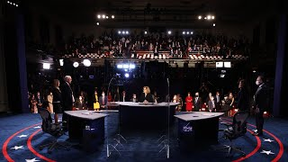 Vice Presidential debate 'was a win for the American people'