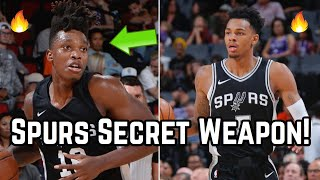 Meet the San Antonio Spurs SECRET WEAPON! | The Forgotten Star Who May Become the Next Kawhi Leonard