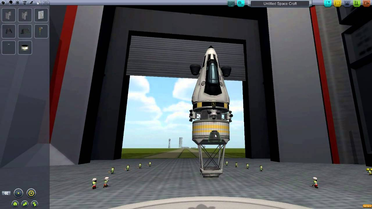 Kerbal Space Program Refueling Station - Pics about space