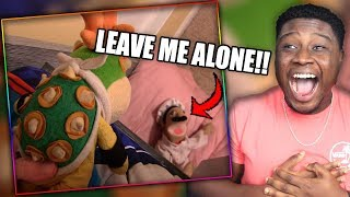 JUNIOR GETS A ROOMMATE! | SML Movie: Bowser Junior's New Room Reaction!
