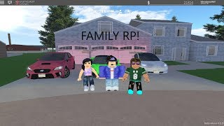 FAMILY ROLEPLAY! | Roblox Greenville RP