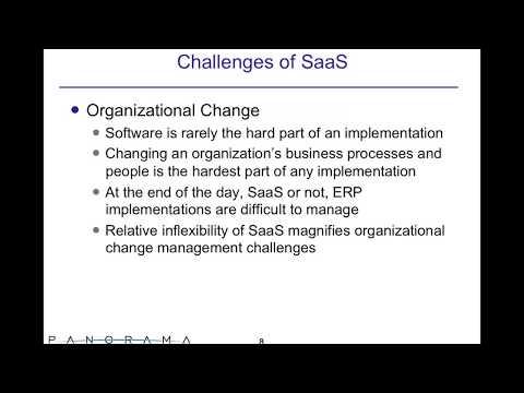 ERP w modelu SaaS, czy On Premise?