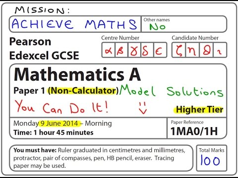 gcse maths foundation non calculator topics for argumentative essays