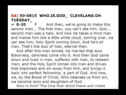 13-0929pm - How Does God Predestinate Pt.23 (Creation of Man Pt.2) - Samuel Dale