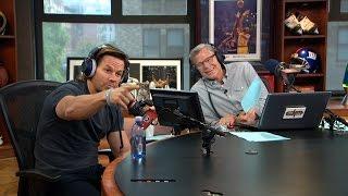 Mark Wahlberg Raps!!   The Dan Patrick Show