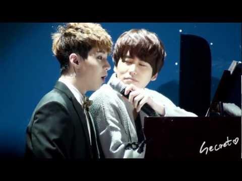 130302 Super Junior M Fan Party in Shanghai - 那些年 (KYUHYUN)